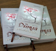"Leyla Aliyeva's book of poems ""The World is Melting Like a Dream..."" is published"