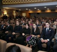 "Demonstration of the film ""Endless Corridor"" takes place at Nizami Cinema Centre to mark the 25th anniversary of the Khojaly genocide"